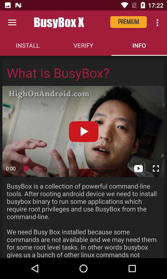 BusyBox X Pro [Root] Screenshot 6