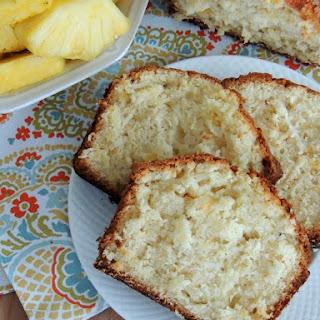 Pineapple Coconut Pound Cake Recipes