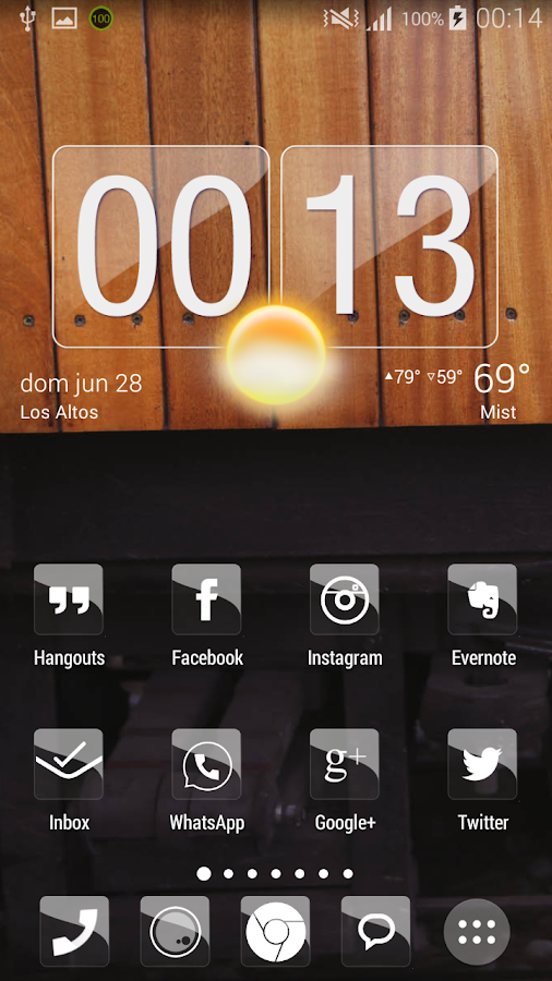 Elite Glass Nova Theme HD Screenshot 7