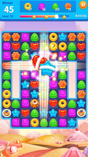 Candy Cupcake For PC