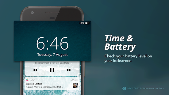Wave   Lock Screen   Android Apps On Google Play