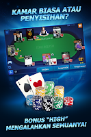 Screenshot of Poker Texas Boyaa