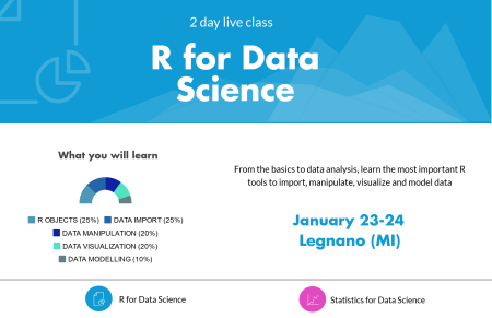 Winter courses opening! R for Data Science & Statistics for Data Science