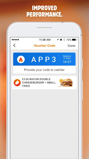 BURGER KING® App - UK & IE screenshot 2