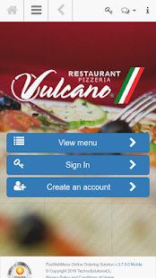 Vulcano inc. - screenshot