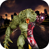 Iron monster Battle Clash war APK for Bluestacks