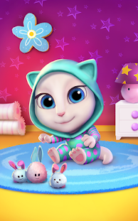 My Talking Angela APK for Bluestacks