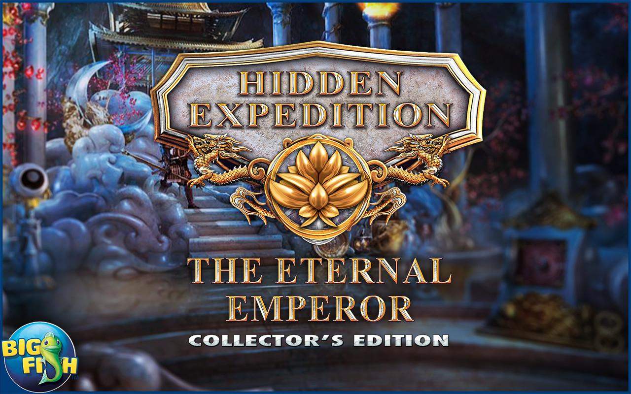 Hidden Expedition: The Eternal Emperor Screenshot 4