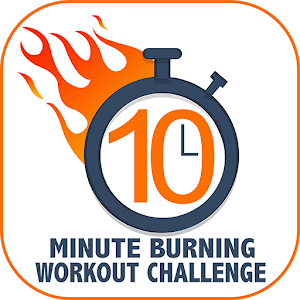 10 MINUTE WORKOUT CHALLENGE for Android