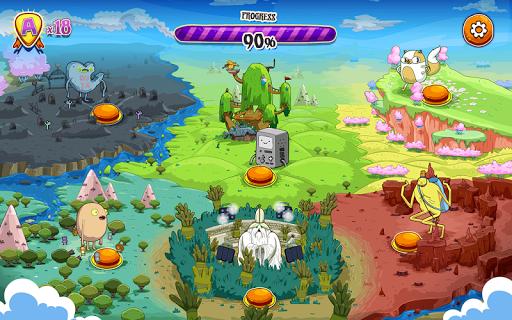 Rockstars of Ooo - screenshot
