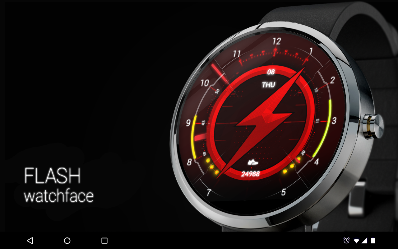 FLASH - Watch Face Screenshot 8