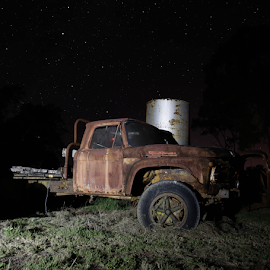 chev truck by Jason Day - Artistic Objects Other Objects