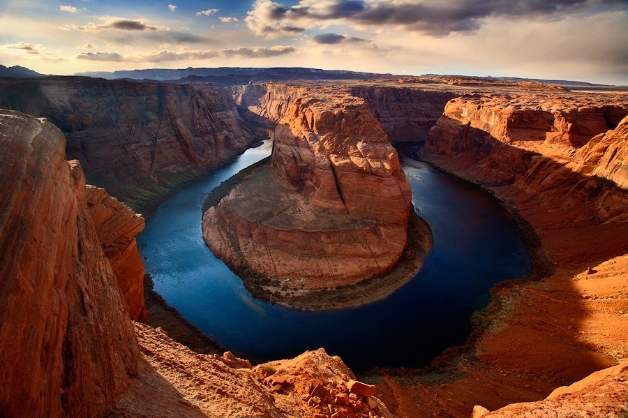 Horseshoe Bend by Ravi Nori - Landscapes Deserts