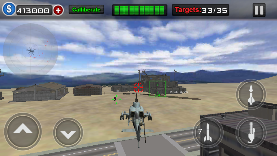 Gunship Air Battle Screenshot 5