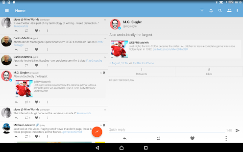 Tweetings for Twitter v9.0.4.3 Apk