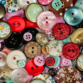 Buttons by Sinisa Mrakovcic - Artistic Objects Clothing & Accessories (  )