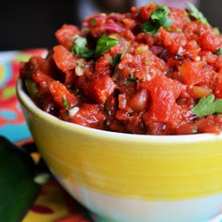 The Ultimate Homemade Salsa