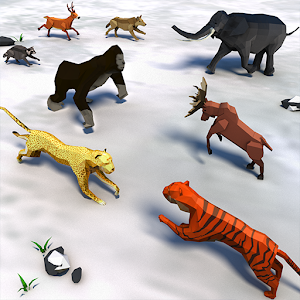 Animal Kingdom Battle Simulator 3D Online PC (Windows / MAC)