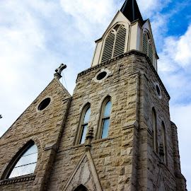 by Steve Wieseler - Buildings & Architecture Places of Worship
