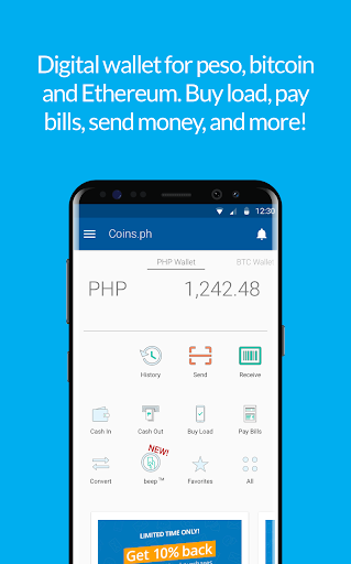 Coins.ph Wallet Apk Download Free for PC, smart TV