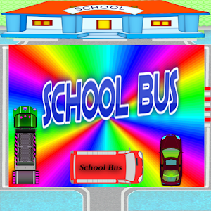 School Bus Puzzle Game