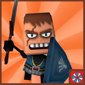 Pixel Dungeon: Fighter War 3D