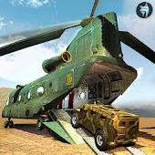 OffRoad US Army Transport Sim APK for Bluestacks