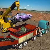 Game Monster Car Crusher Crane 2k17 APK for Kindle
