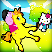 Game Nik happy pig : free pig games APK for Kindle