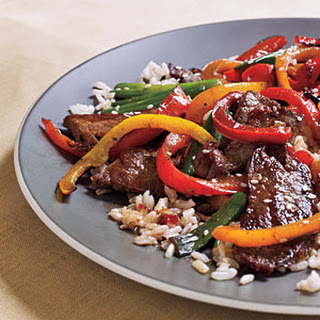 Spicy Beef And Bell Pepper Stir Fry Recipes