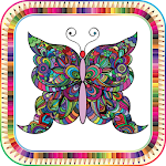 Free Coloring Book For Adults 1.3 Apk