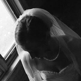 Window  by Debra Rebro - Wedding Bride (  )