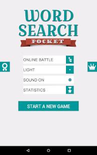 Word Search apk screenshot