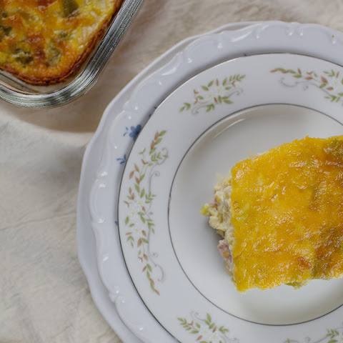 Egg Casserole Breakfast Bake