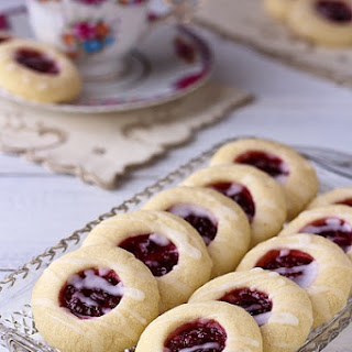 Christmas Cookies With Raspberry Jam Recipes