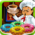 Game Coffee Maker & Donut Cooking apk for kindle fire