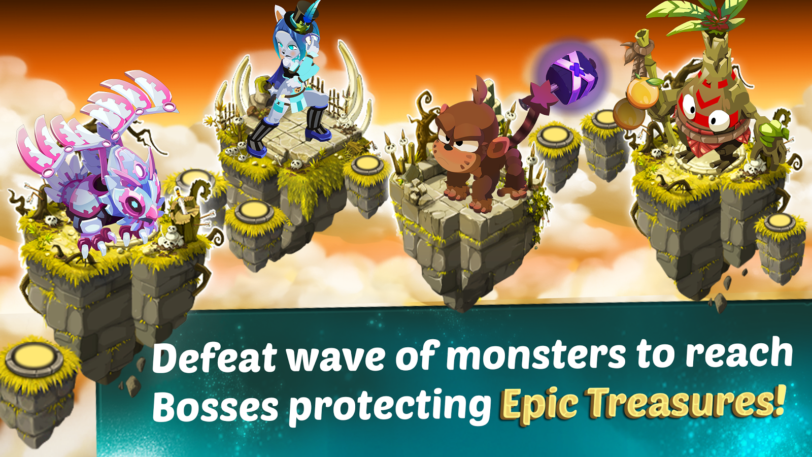 Wakfu Raiders Screenshot 3