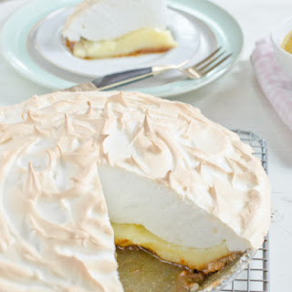 Lemon Meringue Pie Graham Cracker Crust Recipes