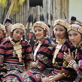 Baguio lads by Fresco Jr Linga - People Group/Corporate