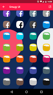 Smugy UI - Icon Pack- screenshot thumbnail
