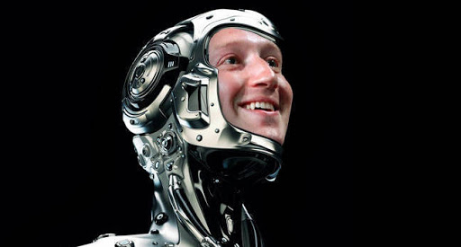 Zuckerberg turns his home into Creepy Robot Buddy