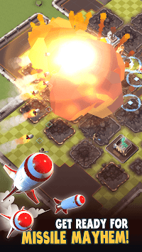 Mad Rocket: Fog Of War APK screenshot thumbnail 2