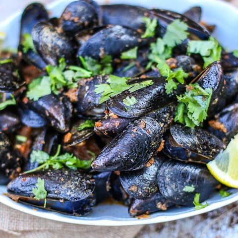 Mussels with Sofrito