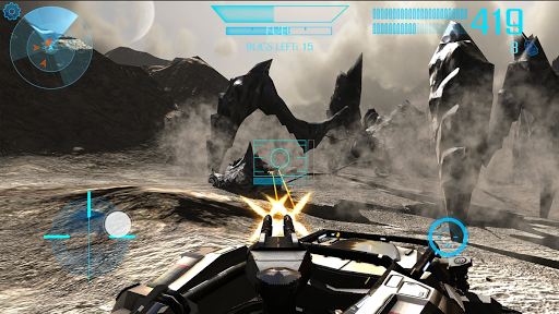 Osiris Battlefield - screenshot