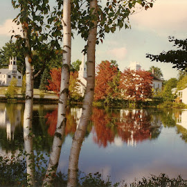 Marlow nh by Stephen Deckk - Landscapes Travel