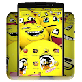 Funny Smile Emoji APK for Bluestacks
