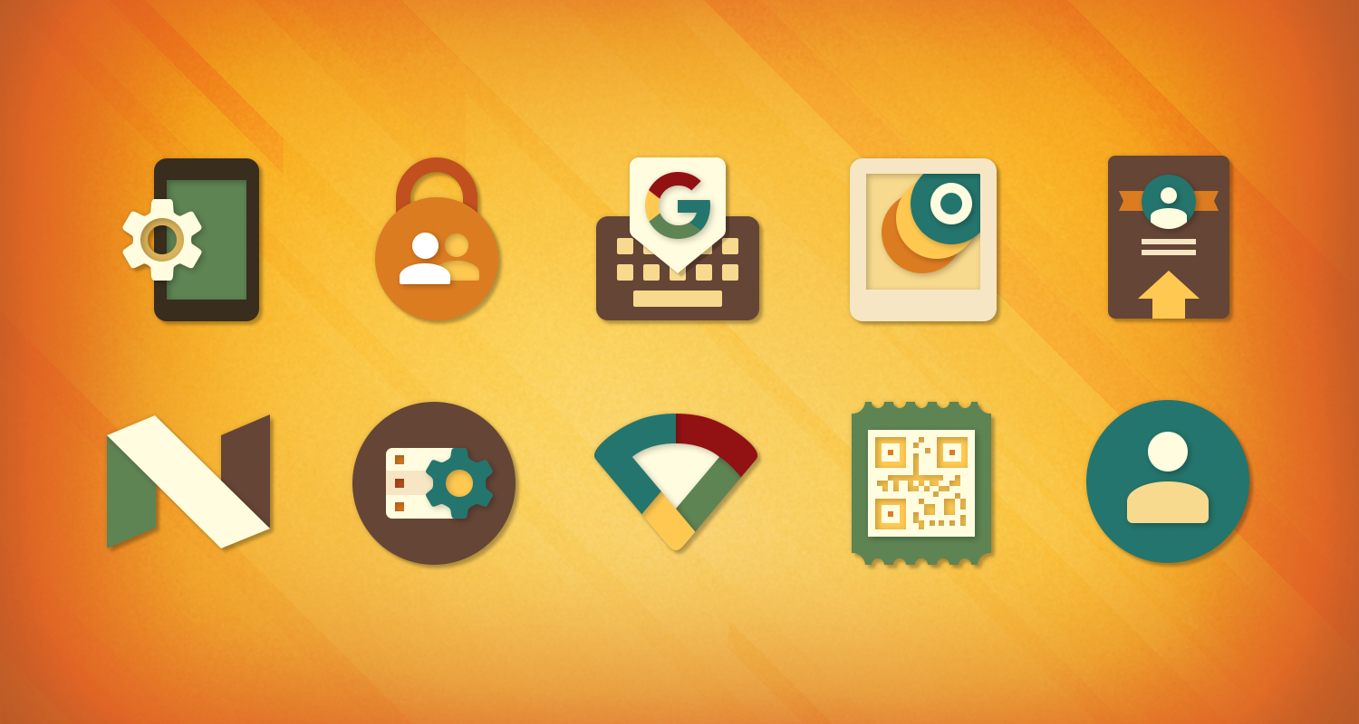 Dynasty Icon Pack Screenshot 11