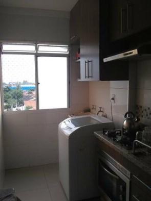 Apartamento com 2 dormitórios à venda, 49 m² por R$ 180.500,00 - Recanto dos Sonhos - Sumaré/SP