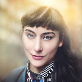 Zoe by Rafał Wójcicki - People Portraits of Women ( model, rafalwojcicki, dublin, nikon, light, portrait )