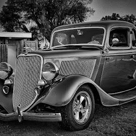 by Ray Ebersole - Transportation Automobiles ( car, riverfest, rover city park, sand springs, ok, car show )
